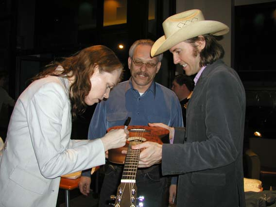 Gillian Welch and David Rawlings